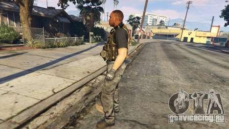 New Black Ops Ped 0.2 для GTA 5 второй скриншот