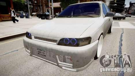 Toyota Corolla EmreAKIN Edition для GTA 4