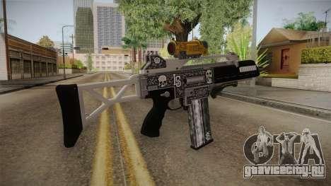 GTA 5 Special Carbine P v2 для GTA San Andreas второй скриншот