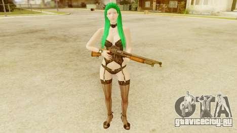Tera Online Erika для GTA San Andreas