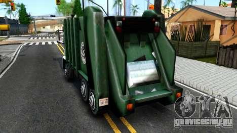 DFT Trash для GTA San Andreas
