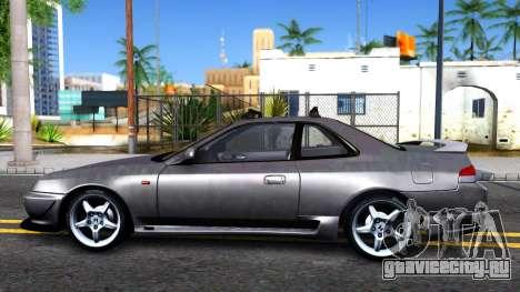 Honda Prelude для GTA San Andreas вид слева