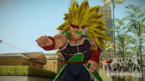 Dragon Ball Xenoverse - Bardock SSJ3 для GTA San Andreas