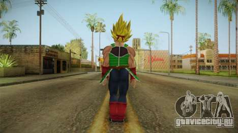Dragon Ball Xenoverse - Bardock SSJ для GTA San Andreas третий скриншот