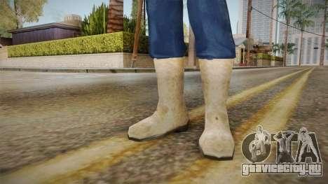 Валенки для GTA San Andreas