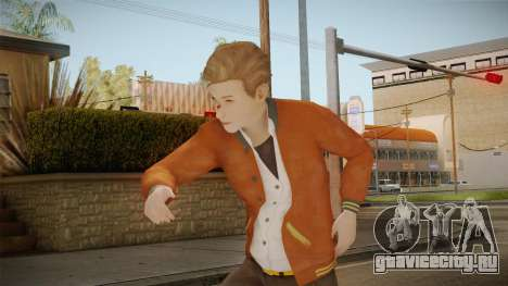 Life Is Strange - Nathan Prescott v3.4 для GTA San Andreas