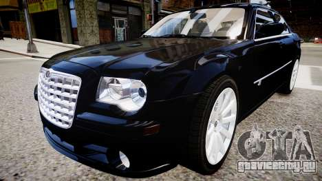 Chrysler 300c SRT8 для GTA 4
