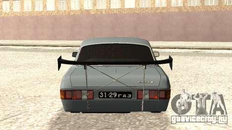 Волга 31029 корчь [Full version] для GTA San Andreas вид слева