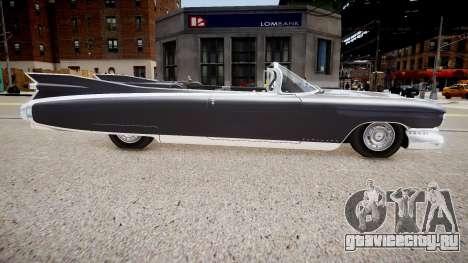 Cadillac Eldorado v2 для GTA 4 вид слева
