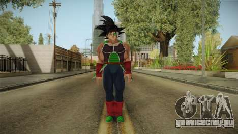 Dragon Ball Xenoverse - Bardock SJ для GTA San Andreas второй скриншот