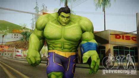 Marvel Future Fight - Amadeus Cho для GTA San Andreas