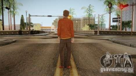 Life Is Strange - Nathan Prescott v3.1 для GTA San Andreas третий скриншот