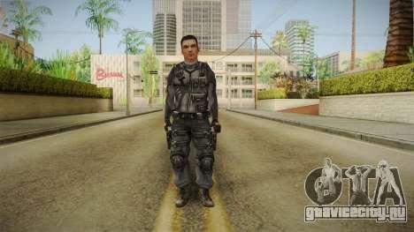 Syphon Filter Gabriel Logan v2 для GTA San Andreas второй скриншот
