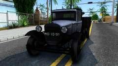ГАЗ-ММ 1940