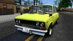 BАЗ 2106 для GTA San Andreas