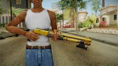 Killing Floor Combat Shotgun Gold для GTA San Andreas