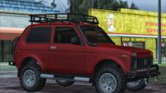 Niva 2121 4x4 Offroad для GTA San Andreas