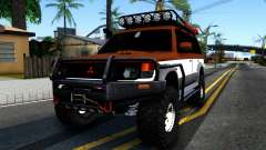 Mitsubishi Pajero Off-Road для GTA San Andreas