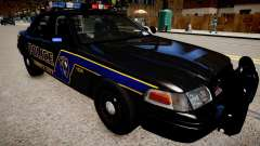 Ford Crown Victoria для GTA 4
