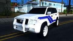 Toyota Land Cruiser Police