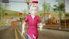 NUNS4 - Sakura Genin для GTA San Andreas