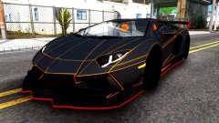 Lamborghini Aventador DMC LP988 для GTA San Andreas