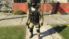 SIPA SWAT 1 для GTA 5