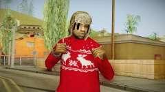 Winter Fam2 для GTA San Andreas