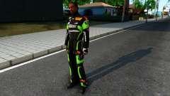 Kawasaki Racing Suit