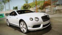 Bentley Continental GTV8S для GTA San Andreas
