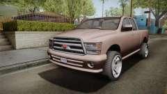 GTA 5 Bravado Bison IVF