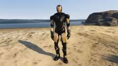 Iron Man Marvel Now для GTA 5