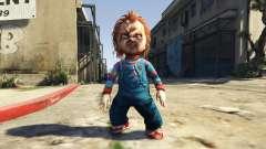 Chucky для GTA 5