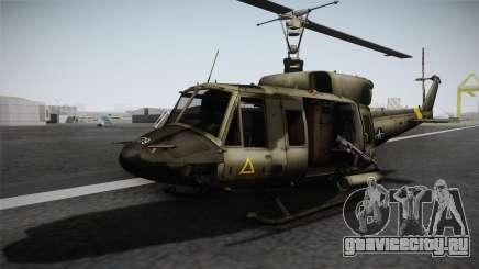 Bell UH-1N для GTA San Andreas