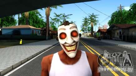 Joker Clan Mask From Injustice Gods Among Us для GTA San Andreas