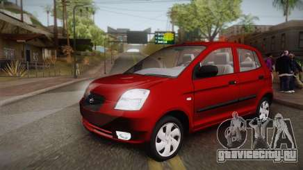 Kia Picanto для GTA San Andreas