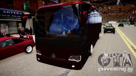 Mercedes-Benz Travego для GTA 4