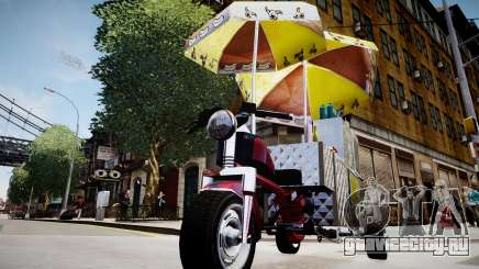 Hotdog Express для GTA 4
