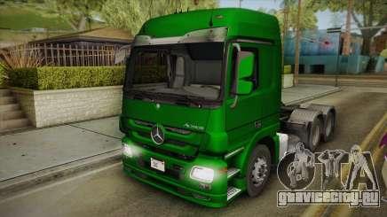 Mercedes-Benz Actros 2646 для GTA San Andreas