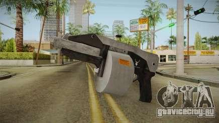GTA 5 DLC Bikers Weapon 2 для GTA San Andreas