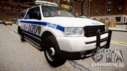 Police Landstalker-V1.3i для GTA 4