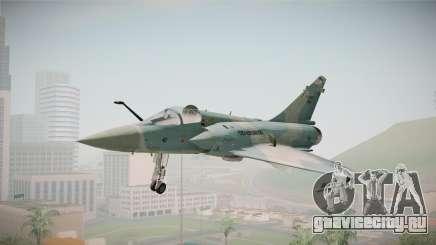EMB Dassault Mirage 2000-C FAB для GTA San Andreas