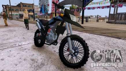 XRE 300 для GTA 4