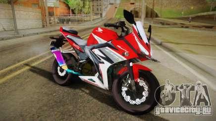 Honda CBR150R 2016 Racing Red для GTA San Andreas
