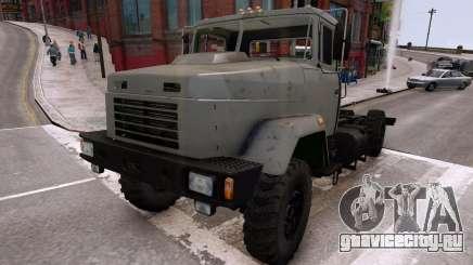 КрАЗ 5133 для GTA 4