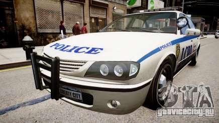 Police Patrol для GTA 4