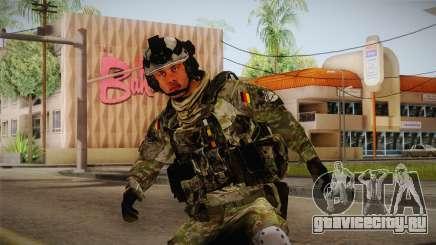 Multitarn Camo Soldier v2 для GTA San Andreas