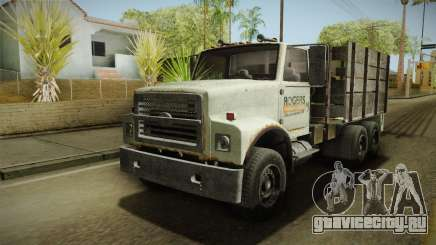 GTA 5 Vapid Scrap Truck v2 для GTA San Andreas