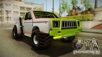 Sandy Racer v.1.5 для GTA San Andreas