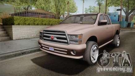 GTA 5 Bravado Bison IVF для GTA San Andreas